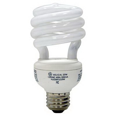 Compact Fluorescent (CFL)