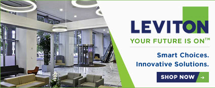 Leviton. Your future is on. Smart choices. Innovative solutions. Shop now.
